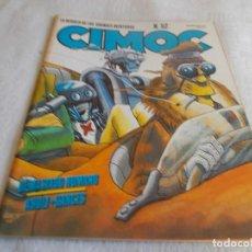 Cómics: CIMOC Nº 52. Lote 194522843