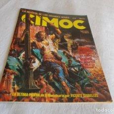 Cómics: CIMOC Nº 32. Lote 194537047