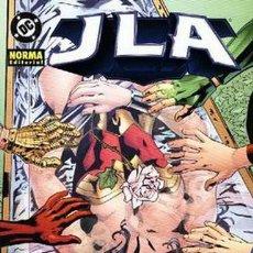 Cómics: JLA: DIVIDE Y VENCERÁS COMPLETA 4 Nº. NORMA EDITORIAL. Lote 194551487