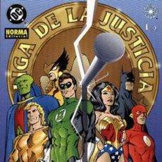 Cómics: JLA: EL CLAVO COMPLETA 3 Nº. NORMA EDITORIAL. Lote 194551785