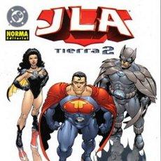 Cómics: JLA: TIERRA 2 NORMA EDITORIAL. Lote 194552252