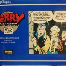 Cómics: TERRY Y LOS PIRATAS , PAGINAS DOMINICALES Nº 2 , NORMA EDITORIAL. Lote 194618087
