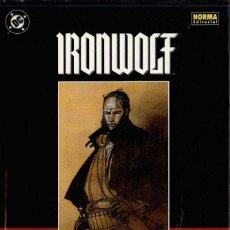 Cómics: IRONWOLF. Lote 194619682