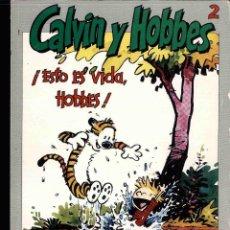 Cómics: CALVIN Y HOBBES Nº 2. Lote 194621438