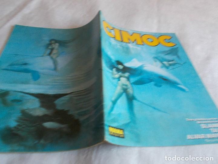 Cómics: CIMOC nº 113 - Foto 2 - 194627485