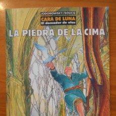 Cómics: CARA DE LUNA 2 - LA PIEDRA DE LA CIMA - CIMOC EXTRA COLOR Nº 148 - NORMA (IP). Lote 194678040