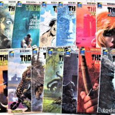 Cómics: THORGAL Nº 3, 9, 12, 15, 20, 32, 41, 42, 50, 51, 55, 85, 94, 100 Y 106 - NORMA EDITORIAL. Lote 194679661