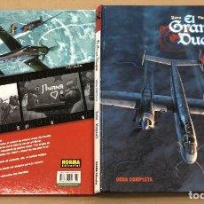 Cómics: EL GRAN DUQUE. YANN - HUGAULT. OBRA COMPLETA. NORMA, 2012. 2ª EDICION. Lote 194687635