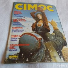 Cómics: CIMOC Nº 97. Lote 194700415