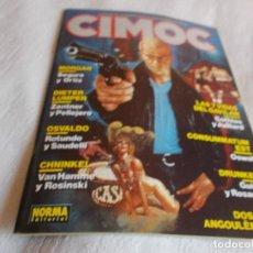Cómics: CIMOC Nº 96. Lote 194700586