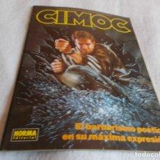 Cómics: CIMOC Nº 92. Lote 194700760