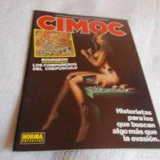 Cómics: CIMOC Nº 91. Lote 194700902