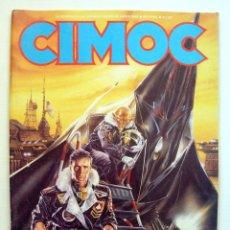Cómics: CIMOC - Nº - 107 - NORMA EDITORIAL - COMICS - EXCELENTE ESTADO. Lote 194709616