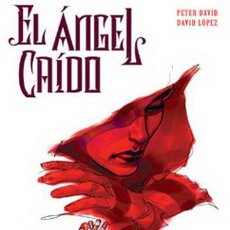 Cómics: EL ÁNGEL CAÍDO COMPLETA 9 Nº. NORMA EDITORIAL. Lote 194713761