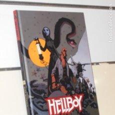 Cómics: HELLBOY AQUEL MAR SILENCIOSO MIKE MIGNOLA - OCASION. Lote 194714296