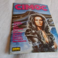 Cómics: CIMOC Nº 90. Lote 194716417