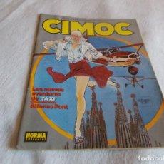 Cómics: CIMOC Nº 87. Lote 194716776