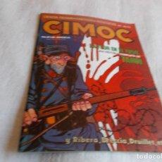 Cómics: CIMOC Nº 8. Lote 194717842