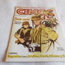 Cómics: CIMOC Nº 6. Lote 194718163
