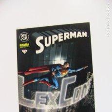 Cómics: SUPERMAN 13. NORMA, 2001.. Lote 194757200