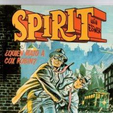 Cómics: SPIRIT. WILL EISNER. ¿QUIEN MATO A COX ROBIN? CIMOC EXTRA COLOR Nº 32. NORMA, 1987. Lote 194775432