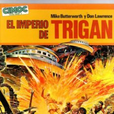 Cómics: EL IMPERIO DE TRIGAN. MIKE BUTTERWORTH Y DON LAWRENCE. CIMOC EXTRA COLOR Nº 3.. Lote 194778363