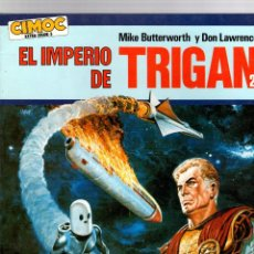 Cómics: EL IMPERIO DE TRIGAN 2. EL ANILLO DE ZERSS. MIKE BUTTERWORTH Y DON LAWRENCE. CIMOC EXTRA COLOR Nº 5.. Lote 194778665
