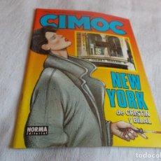 Cómics: CIMOC Nº 80. Lote 194880776