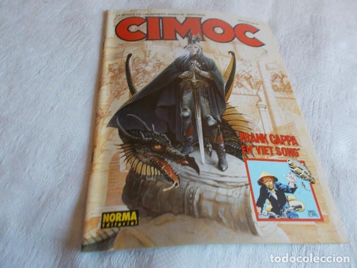 CIMOC Nº 81 (Tebeos y Comics - Norma - Cimoc)