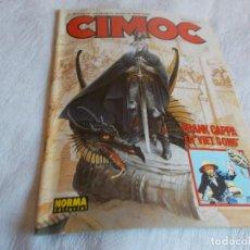 Cómics: CIMOC Nº 81. Lote 194880935