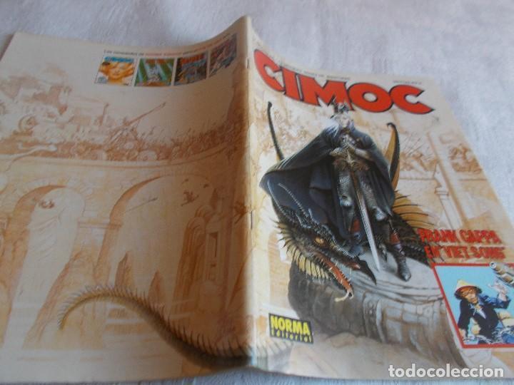 Cómics: CIMOC nº 81 - Foto 2 - 194880935