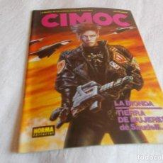 Cómics: CIMOC Nº 82. Lote 194881081