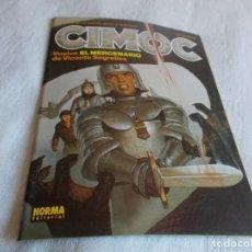 Cómics: CIMOC Nº 83. Lote 194881233