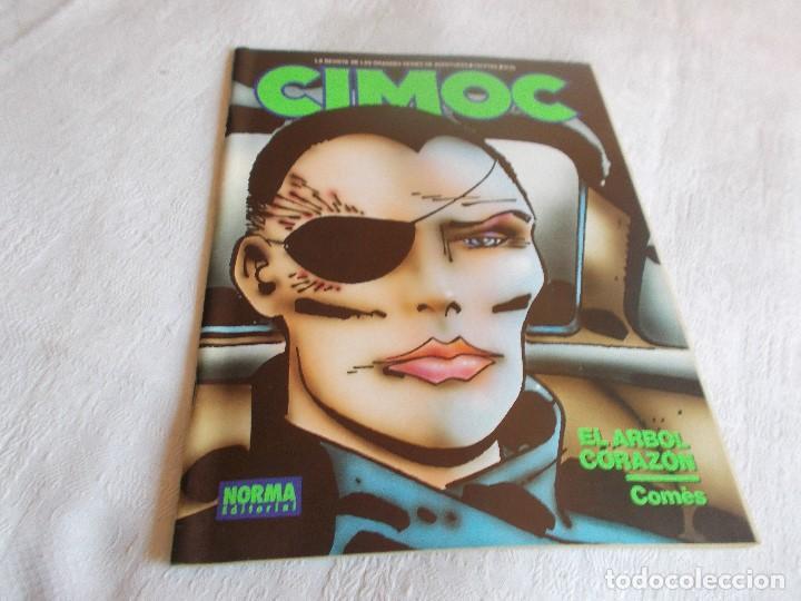 CIMOC Nº 85 (Tebeos y Comics - Norma - Cimoc)