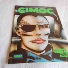 Cómics: CIMOC Nº 85. Lote 194881540