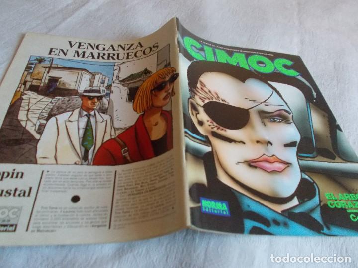 Cómics: CIMOC nº 85 - Foto 2 - 194881540
