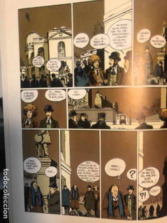 """Cómics: """"Sombras de ninguna parte"""" ed 1983 Cimoc de Wininger - Foto 2 - 194881655"""