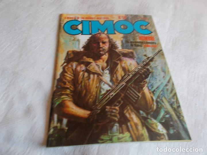 CIMOC Nº 59 (Tebeos y Comics - Norma - Cimoc)