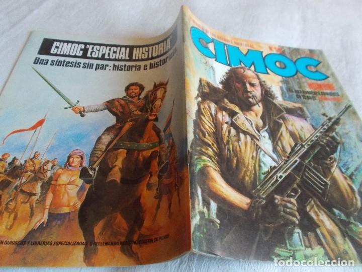 Cómics: CIMOC nº 59 - Foto 2 - 194881962