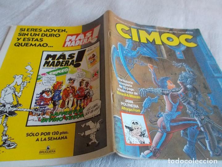 Cómics: CIMOC nº 61 - Foto 2 - 194882412