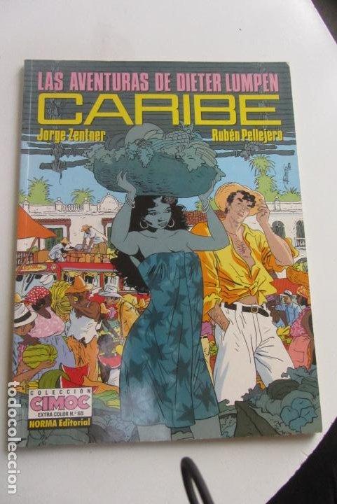 LAS AVENTURAS DE DIETER LUMPEN. CARIBE. NORMA. CX43 (Tebeos y Comics - Norma - Comic Europeo)