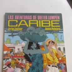 Cómics: LAS AVENTURAS DE DIETER LUMPEN. CARIBE. NORMA. CX43. Lote 194888156