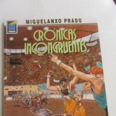 Cómics: MIGUELANXO PRADO : CRÓNICAS INCONGRUENTES PANDORA Nº 6 NORMA CX43. Lote 194888343