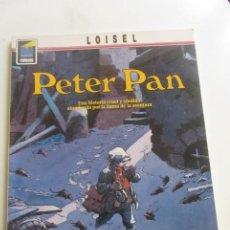 Cómics: PETER PAN. LONDRES. LOISEL. COL. PANDORA Nº 27. NORMA, 1990 CX43. Lote 194888451
