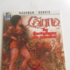 Cómics: COL. PANDORA Nº 34. LAÏYNA 2 LA FORTALEZA DE PIEDRA, HAUSMAN - DUBOIS NORMA CX43. Lote 194888646