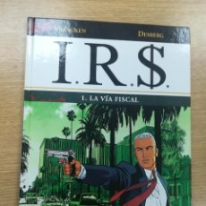 Cómics: IRS #1 LA VIA FISCAL. Lote 194889573