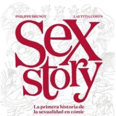 Cómics: SEX STORY - NORMA - NUEVO. Lote 194913042