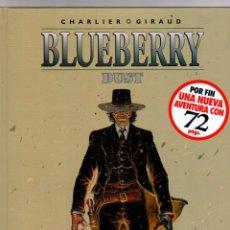 Cómics: BLUEBERRY. Nº 45. DUST. CHARLIER - GIRAUD. NORMA 2005. 1ª EDICION. Lote 194913230