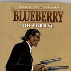 Cómics: BLUEBERRY. Nº 42. OK CORRAL. CHARLIER - GIRAUD. NORMA 2003. 1ª EDICION. Lote 194913368