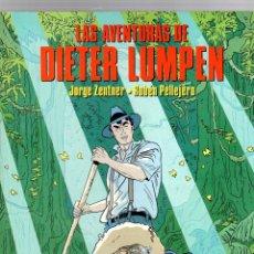 Cómics: LAS AVENTURAS DE DIETER LUMPEN. JORGE ZENTNER - RUBEN PELLEJERO. CIMOC EXTRA COLOR 31. NORMA, 1987. Lote 194916933